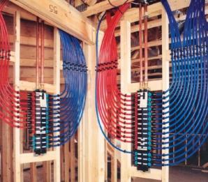 "University Park Plumbers Handle USA 'a"" Standard PEX Repiping"